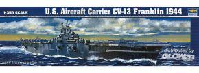 TRUMPETER 05604 USS Franklin CV-13 | Schiff Bausatz 1:350 kaufen