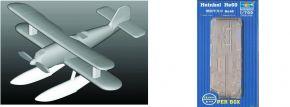 TRUMPETER 753453 Heinkel He60 12 Stück für Flugzeugträger Bausatz 1:700 kaufen