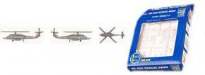 TRUMPETER 756232  Sikorsky HH-60H Rescue Hawk 6 Stück für Flugzeugträger Bausatz 1:350 kaufen