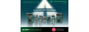 Uhlenbrock 13150 Decoder + Sound Prospekt 2017/2018 kaufen