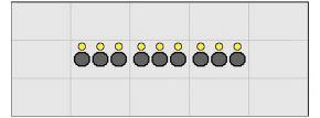 Uhlenbrock 69020 Track-Control 9 Tasten Stellpult kaufen