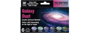 VALLEJO 777092 Galaxy-Farbset Space Dust | 6  x 17ml kaufen