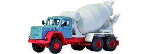 VIESSMANN 1136 Magirus Eckhauber mit rotierender Mischtrommel | LKW-Modell 1:87 kaufen