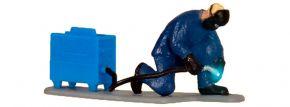 Viessmann 1538 Schweißer mit Schweißgerät eMotion | Figuren Spur H0 kaufen