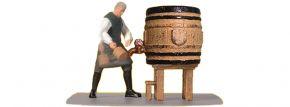 Viessmann 1546 Braumeister Fassanstich eMotion | Figuren Spur H0 kaufen