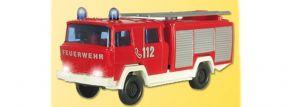 Viessmann 1843 Magirus LF16  Feuerwehr mit Blinkelektronik und Beleuchtung Fertigmodell 1:160 kaufen