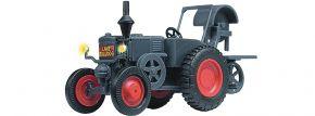 Viessmann 22255 Lanz Traktor mit Bandsäge   beleuchtete Frontscheinwerfer   Funktionsmodell Spur H0 kaufen