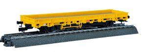 Viessmann 2316 Niederbordwagen gelb | digital Sound | AC | Spur H0 kaufen