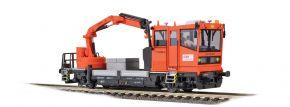 Viessmann 2621 Robel Gleiskraftwagen mit bewegtem Kran ÖBB DC Fertigmodell 1:87 kaufen