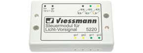 Viessmann 5220 Steuermodul für Licht-Vorsignal kaufen