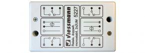 Viessmann 5227 Relais monostabil 2x 2UM negativer Schaltimpuls Zubehör Anlagenbau kaufen