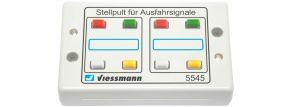 Viessmann 5545 Tasten-Stellpult Ausfahrsignale kaufen