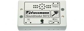 Viessmann 5572 Soundmodul Kettensäge Zubehör Anlagenbau alle Spurweiten kaufen