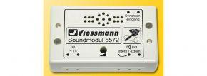 Viessmann 5572 Soundmodul Kettensäge Zubehör Anlagenbau alle Spurweiten