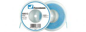 Viessmann 68613 Kabel 25m 0,14 mm² blau kaufen