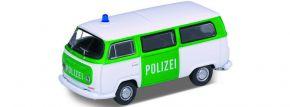 VOLLMER 1680 VW T2 Polizei   Blaulichtmodell 1:87 kaufen