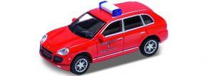 VOLLMER 1688 Porsche Cayenne Turbo Feuerwehr | Blaulichtmodell 1:87