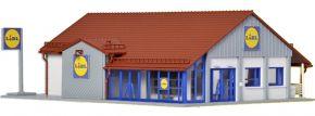 VOLLMER 43662 Supermarkt LIDL | Gebäude Bausatz Spur H0 kaufen