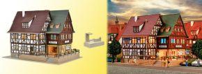 VOLLMER 43694 Boutique mit Inneneinrichtung u Beleuchtung Bausatz Spur H0 kaufen