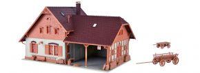 VOLLMER 43744 Bauernhaus mit Remise Bausatz 1:87 kaufen
