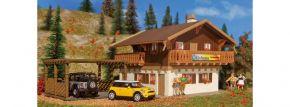 VOLLMER 43961 Pension mit Carport Bio-Serie Bausatz Spur H0 kaufen