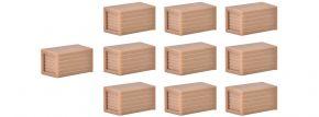 VOLLMER 45242 Ladegut Kisten | 10 Stück | Spur H0 kaufen