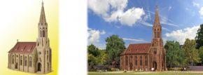 VOLLMER 43739 Stadtkirche Stuttgart-Berg Bausatz Spur H0 kaufen