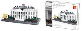 WANGE 4214 Weißes Haus | Gebäude Baukasten kaufen