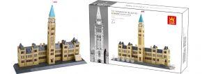 WANGE 4221 Ottawa Parlamentsgebäude | Gebäude Baukasten kaufen