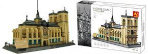 WANGE 5210 Kathedrale Notre Dame Paris | Gebäude Baukasten kaufen