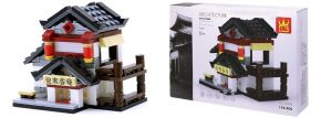 WANGE 2318 Chinesisches Gasthaus | Gebäude Baukasten kaufen