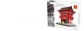 WANGE 6212 Das Niomon-Tor des Kiyomizu-dera-Tempels | Gebäude Baukasten kaufen