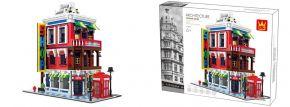 WANGE 6311 Eckladen | Gebäude Baukasten kaufen