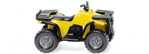 WIKING 002304 All Terrain Vehicle - gelb   Quad-Modell 1:87 kaufen