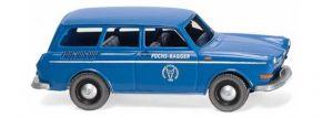 WIKING 004203 VW 1600 Variant Fuchs | Automodell 1:87 kaufen