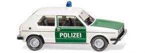 WIKING 004503 Polizei VW Golf I | Automodell 1:87 kaufen