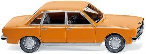 WIKING 004702 NSU K70, gelborange | Modellauto 1:87 kaufen