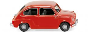 WIKING 009904 Fiat 600 rot | BJ 55 | Modellauto 1:87 kaufen