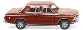WIKING 018307 BMW 2002 purpurrot | Modellauto 1:87 kaufen