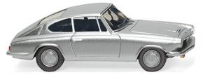 WIKING 018702 BMW 1600 GT Coupe silber | Automodell 1:87 kaufen
