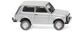 WIKING 020803 Lada Niva - silber-metallic   Modellauto 1:87 kaufen