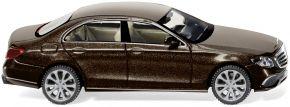 WIKING 022703 MB E-Klasse W213 Exclusive braun | Automodell 1:87 kaufen