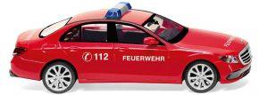 WIKING 022711 Feuerwehr - MB E-Klasse W213 Exclusive | 1:87 kaufen