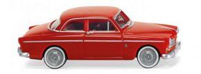 WIKING 022803 Volvo Amazon | rot | Modellauto 1:87 kaufen