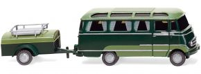 WIKING 026004 Panoramabus mit Anhänger MB O 319 | Bus-Modell 1:87 kaufen