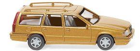 WIKING 026407 Volvo 850 Kombi saffronpearlmetallic Automodell 1:87 kaufen