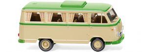 WIKING 027044 Borgward Campingbus B611 - beige/grün | Modellauto 1:87 kaufen