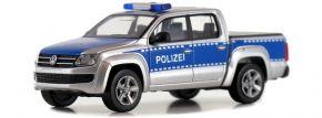 WIKING 031106 VW Amarok Polizei Blaulichtmodell 1:87 kaufen