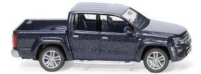 WIKING 031146 VW Amarok GP Highline starlightblue-metallic Automodell 1:87 kaufen