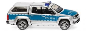 WIKING 031147 Polizei - VW Amarok GP Comfortline | 1:87 kaufen